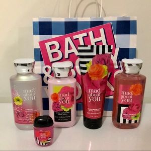 (#BBW2) BATH & BODY WORKS MAD ABOUT YOU